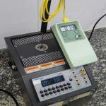 Calibração de termômetro digital