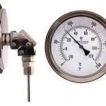 Fábrica de termômetros bimetálicos