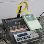 Calibração de termômetro