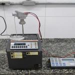 Calibração de termopar tipo k